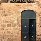 Old City Door by Jennifer Rigsby