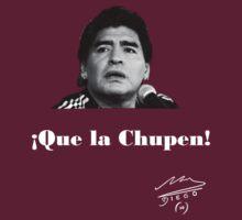 ¡Que la Chupen! by Gabriel Skoropada