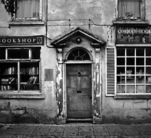 The Old Book Shop by Mark Robson