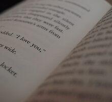 i love youu. by Angela Pontarelli