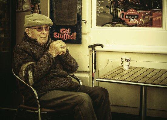 Anti-social Old Fart by Nigel Finn