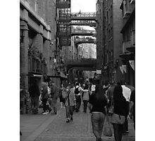 Back Streets of London Photographic Print