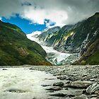 Franz Josef Glacier by bonsta