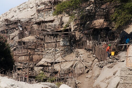 Poverty In Peru by Jarede Schmetterer