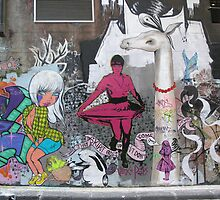 Alice in the urban jungle by sierra williams