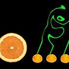 All About Colors - Orange by elenalepadatu