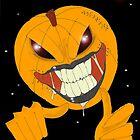 The Pumpkin Man by stitchgrin