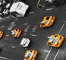 cab@nyc by mrFrais