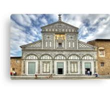 San Miniato al Monte - Florence Canvas Print
