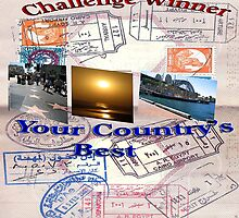 Challenge Winner Banner for Your Country's Best by Bellavista2