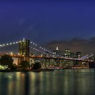 Brooklyn Bridge by mhuaylla