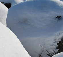 Snow Dome - Lake Simcoe Innisfil Ontario by keysersoze