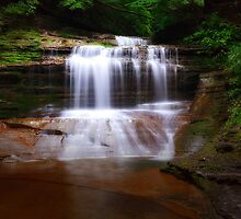 Ithaca's Buttermilk falls XI by PJS15204