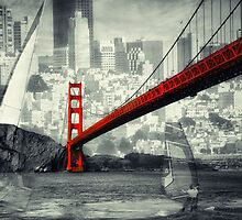 Essence of San Francisco by pat gamwell