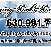 Staging Works Wonder magnet by higgs17