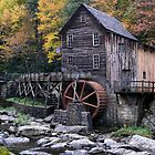 Mountain Mill by billium