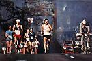Runners by Larry  Grayam