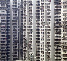 China 2009, Wuhan, Hebei, Living at close quarters,  by DaveLambert
