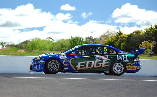 5- V8supercar Bathurst 2009 by feeee