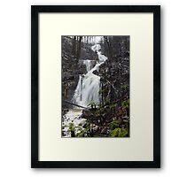 Stevensons falls Framed Print