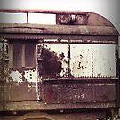 Pennsylvania old train by BingBangVision