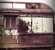 Pennsylvania old train by BingBangVision