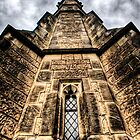 Beeston Church, Beeston, Nottingham by goZzee