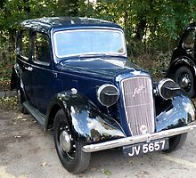 1930's Austin by Edward Denyer