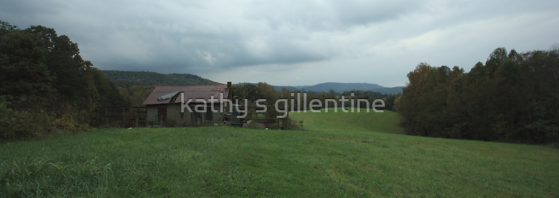 The  Homestead by kathy s gillentine