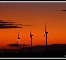 Sunset Mills by graysweb