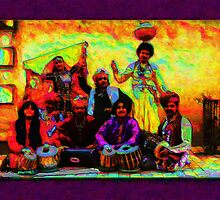 Band of Gypsies by David Rozansky