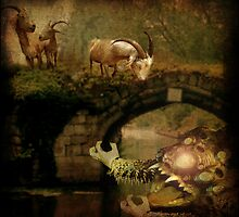 CHALLENGE - Billy Goats Gruff... by IWML