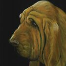 Bloodhound by Charlotte Yealey