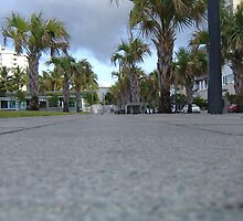 A walk in Condado by Elias Santiago