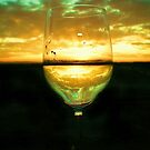 Wine Inversion by Barbara  Brown