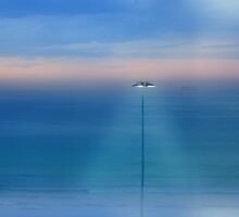 Bondi Lamp Post by Mark Richards