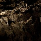 Stalagmites and Stalactites by Phil Parkin