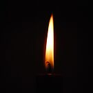 Candle Light by TriciaDanby