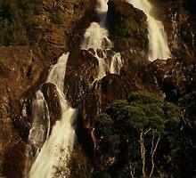 st,columbia falls by Richard Hardy