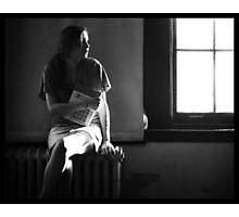 Abandon Photographic Print