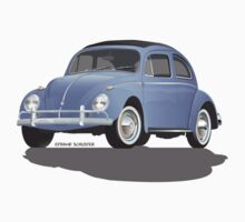 VW Beetle Bug Kaefer by Frank Schuster