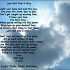 LOVE WILL FIND A WAY by Roy Charles Abbott