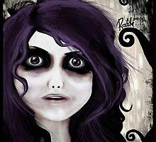Dear little doll series... VALERIE by ROUBLE RUST
