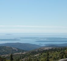 acadia national park by gravewounds