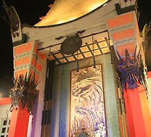 At the Chinese Theatre by the-sandman
