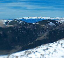 Mountain dream by Bogdan Ciocsan