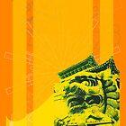 Lionhead Gate by dbateman