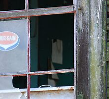 Memo to Self: Replace Window Panes. by John Beamish