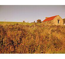 Rural Irish cabin Photographic Print