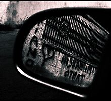 Love in a mirror by Luigi Bartilotti